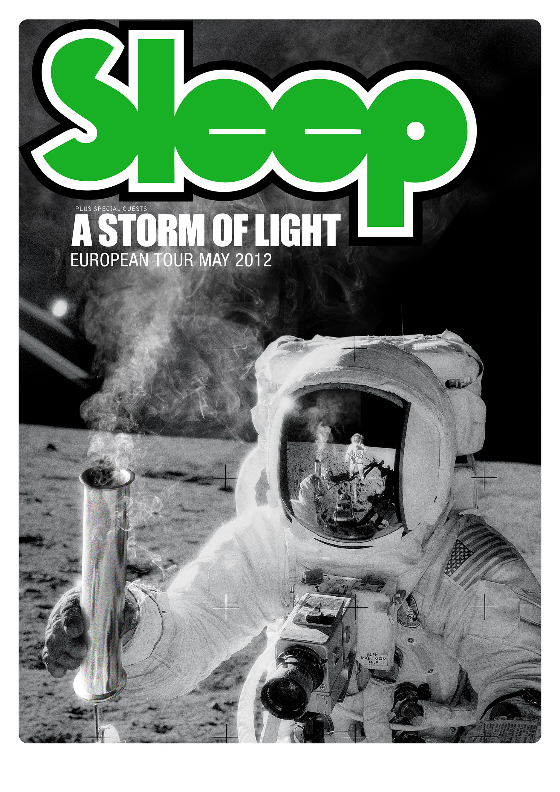 SLEEP / A STORM OF LIGHT - EUROPEAN TOUR